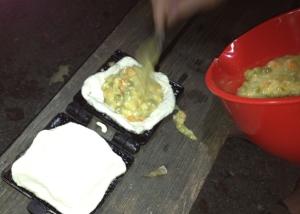 Chicken Pot Pie Prep