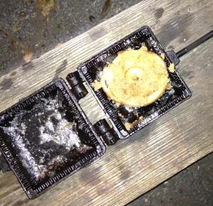Pineapple Inside Cake